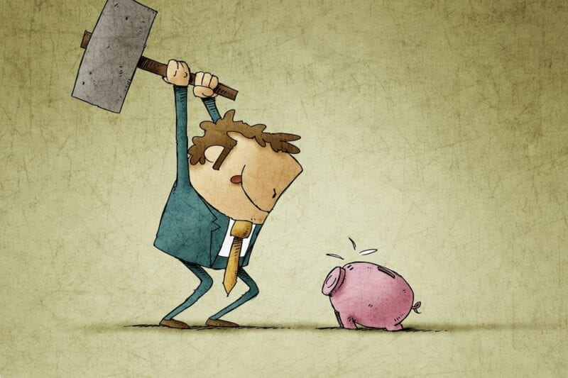 geld besparen belastingrente
